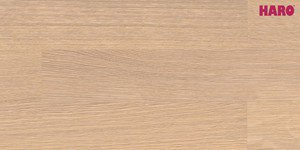House Haro Model Massif Oak White Exquisit Brushed